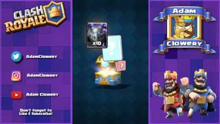 Gambar cover Opening the MAXED CLAN CHEST! - Oh BBY!