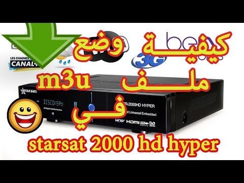 Full Download] Iptv M3u Starsat Sr 2000 Hyper 8800 Hyper 2020 Super