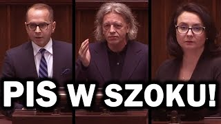 Kaczyński i PiS wściekli! Opozycja merytorycznie miażdży Platformę i Nowoczesną!
