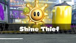 Mario Kart 8 Deluxe Shine Thief Battles 2!