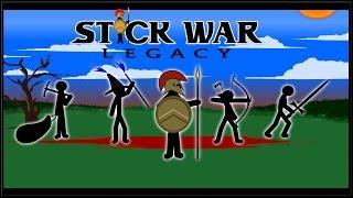Stick War Legacy - кампания сложн 4