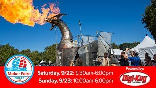 Maker Faire New York 2018 Official Live Stream Presented by DigiKey thumbnail
