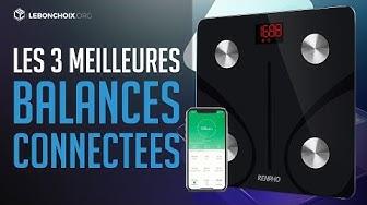 🔴 TOP 3 : MEILLEURE BALANCE CONNECTÉE 2020❓( COMPARATIF & TEST )