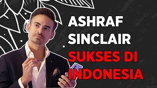 Perjalanan Karier Ashraf Sinclair Hingga Bertemu BCL - JPNN.com