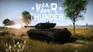 War Thunder - M26 Pershing - Gameplay HD 1080p/60FPS