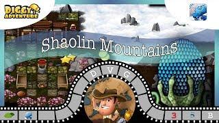 [~Dragon of Water~] #B Shaolin Mountains - Diggy