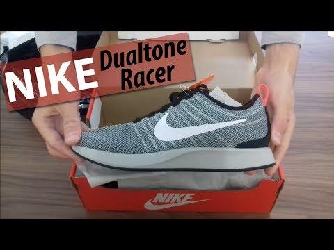 Unboxing & Review Tênis Nike Dualtone Racer Masculino