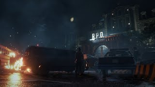 Resident Evil 2  - Announcement Trailer
