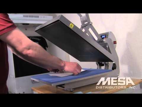 ☑️ HODOY Pressa di Calore Trasferimento Press 1250W Pressa per Cappellini T-Shirt 38cm x 38 cm Heat from YouTube · Duration:  2 minutes 3 seconds