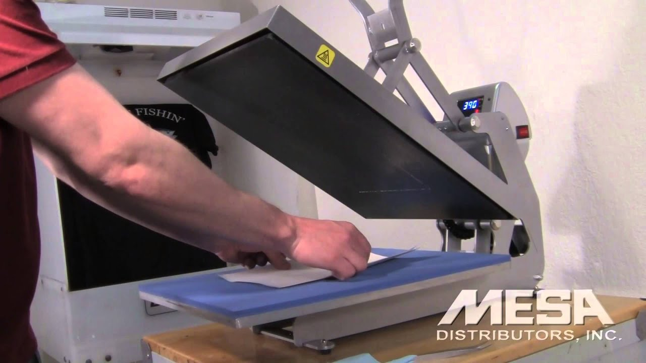 Laser Transfer Printer Video