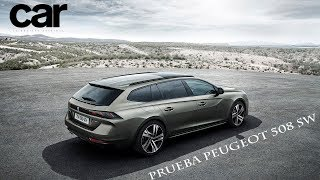 Peugeot 508 SW | Prueba / Test / Review en español / Revista Car