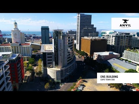 Office Space To Rent In Cape Town City Center - ENS Building