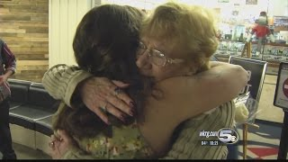 Mother and Daughter Reunite After 50 Years