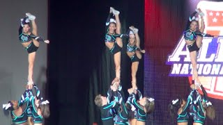 Cheer Extreme C4 Bomb Squad National Champions 2016