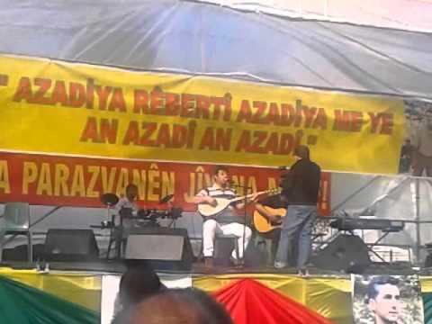 PariS 2012 Seyda PerinceK HevaL Rustem