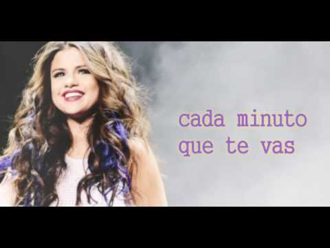 Already Missing You - Prince Royce ft. Selena Gomez (Traducido al español)
