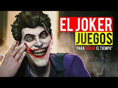 """🤡 JUEGOS PARA ANDROID Y IOS 🦸♂️ CON """"EL JOKER"""" O """"EL BROMAS"""" 🤡"""