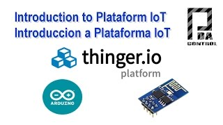 Introduction Plataform IoT  Thinger.io - Introduccion Plataforma IoT Thinnger.io       : PDA_Control