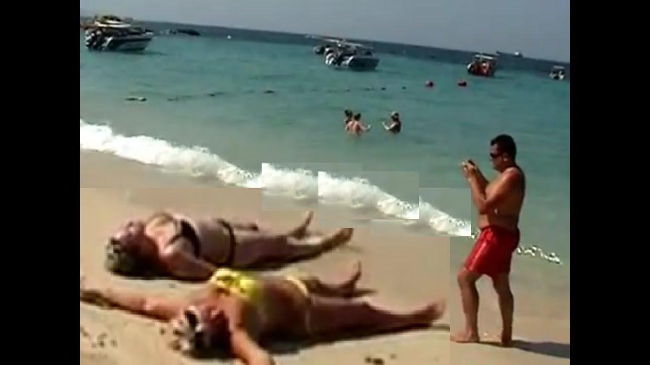 Отдыхаем на пляже фото