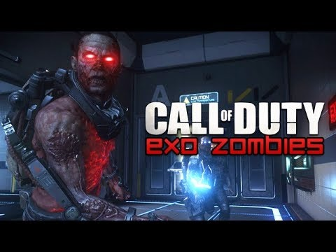 CALL OF DUTY EXO ZOMBIES MAXMELL AND SHADOWS