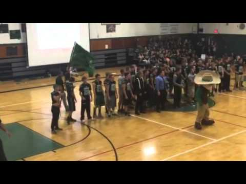 Estacada High School Fight Song