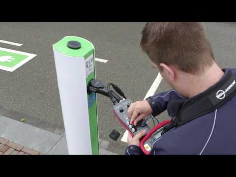 Electrical Vehicle Test Adapter Kits - How to test a charging station