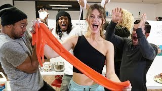 How to Make Slime | Hannah Stocking