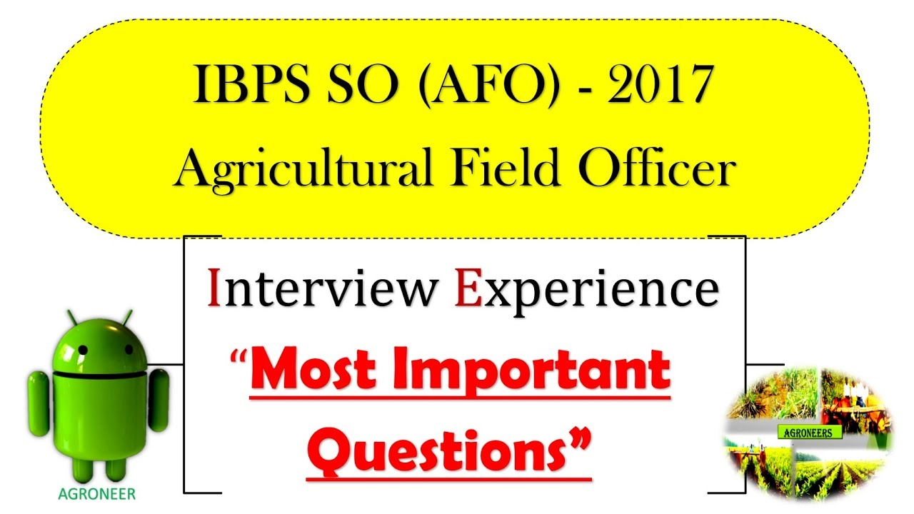 Ibps Agri Specialist Officer Question Paper With Answers Pdf