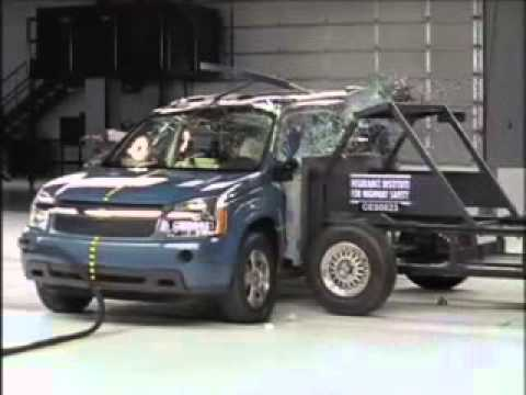 288. 2005-2009 Chevrolet Equinox crash test - Consumer ...