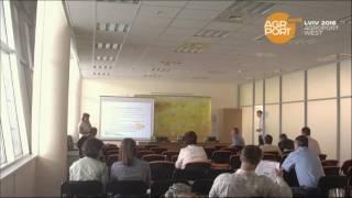 AGROPORT West Lviv 2016: Аналіз грунту, зернових культур (Малаховська Людмила)