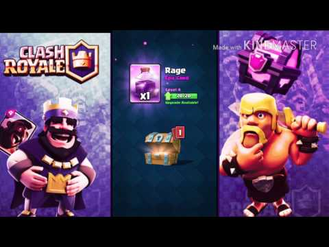 "#173 Clash Royale ""Romania"" Legendary Card From Free Chest ?? LIVE REACTION !!"