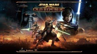 Во что поиграть с братюней? - Star Wars: The Old Republic - #1 (3/6)