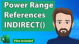 INDIRECT Function in Excel - Powerful Range References