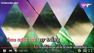 [KARAOKE] Can Nha Di Vang.Bryan_2009.Moi Nu Beat.