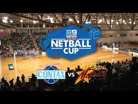 Contax vs Matrics | Nine News Netball Cup 2016 Grand Final