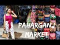 GUIDE TO PAHARGANJ MARKET + HAUL | JEWELLERY HEAVEN | MODA YALDA