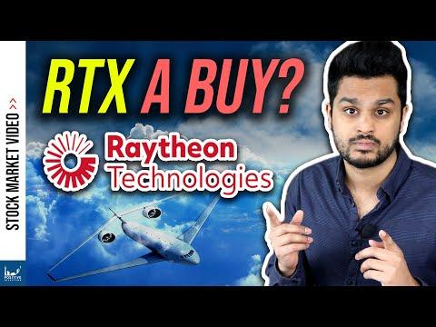 Is RTX Stock A Buy? Raytheon Technologies Analysis 2020