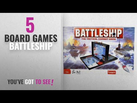 Top 10 Board Games Battleship [2018]: Funskool Battleship