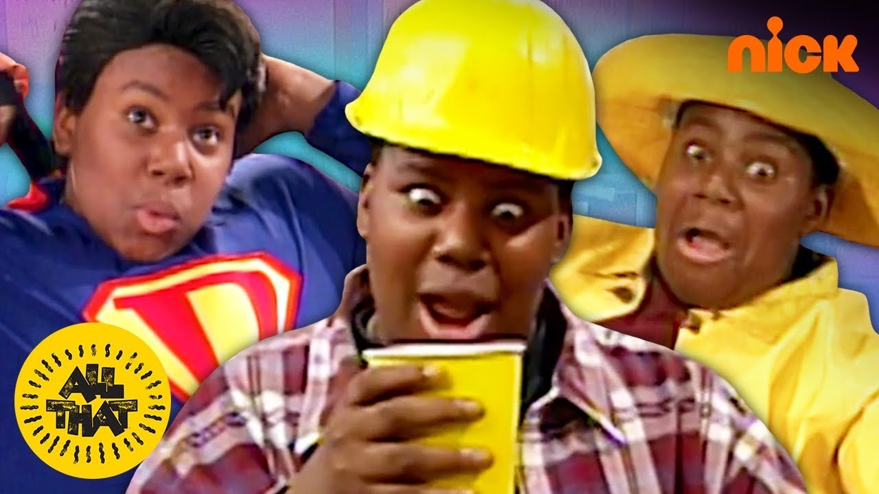 Download Kenan Thompson's BEST All That Sketches! | All That