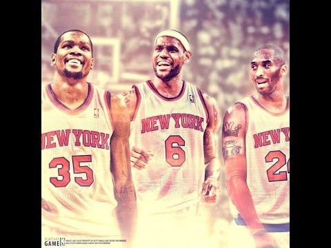 NBA2K14 Ps4 Knicks MyGm Ep.2 - The 3 Kings Of NewYork: A Rivalry Renewed