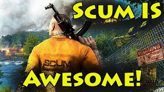 Scum Is Awesome! Best 20$ on Steam Hands Down!