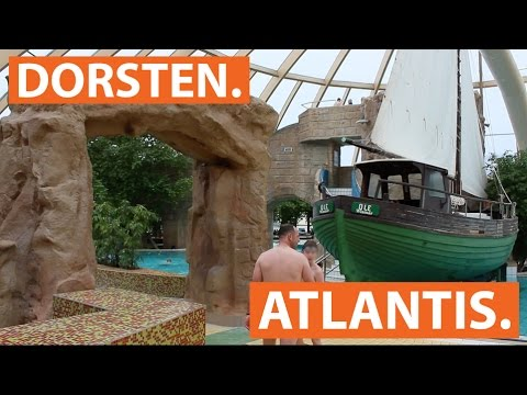 das atlantis freizeitbad in dorsten youtube. Black Bedroom Furniture Sets. Home Design Ideas