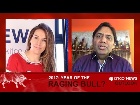 The Stars Predict THIS For Gold, Silver in 2017 - Mahendra Sharma   Kitco News OUTLOOK 2017