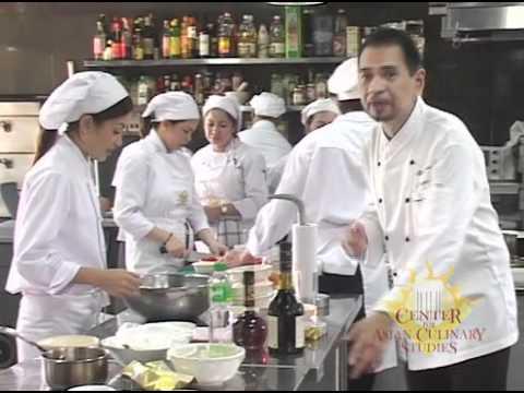 A Tour of CACS by Chef Gene Gonzalez