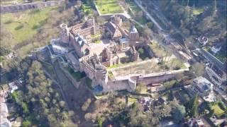 Heidelberg in 4k - DJI Mavic Pro