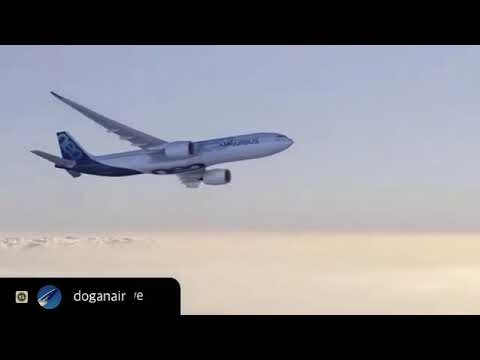 AIRBUS A330 neo fly