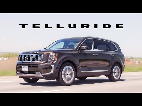 2020 Kia Telluride Review – The Best 3 Row SUV of the Year?