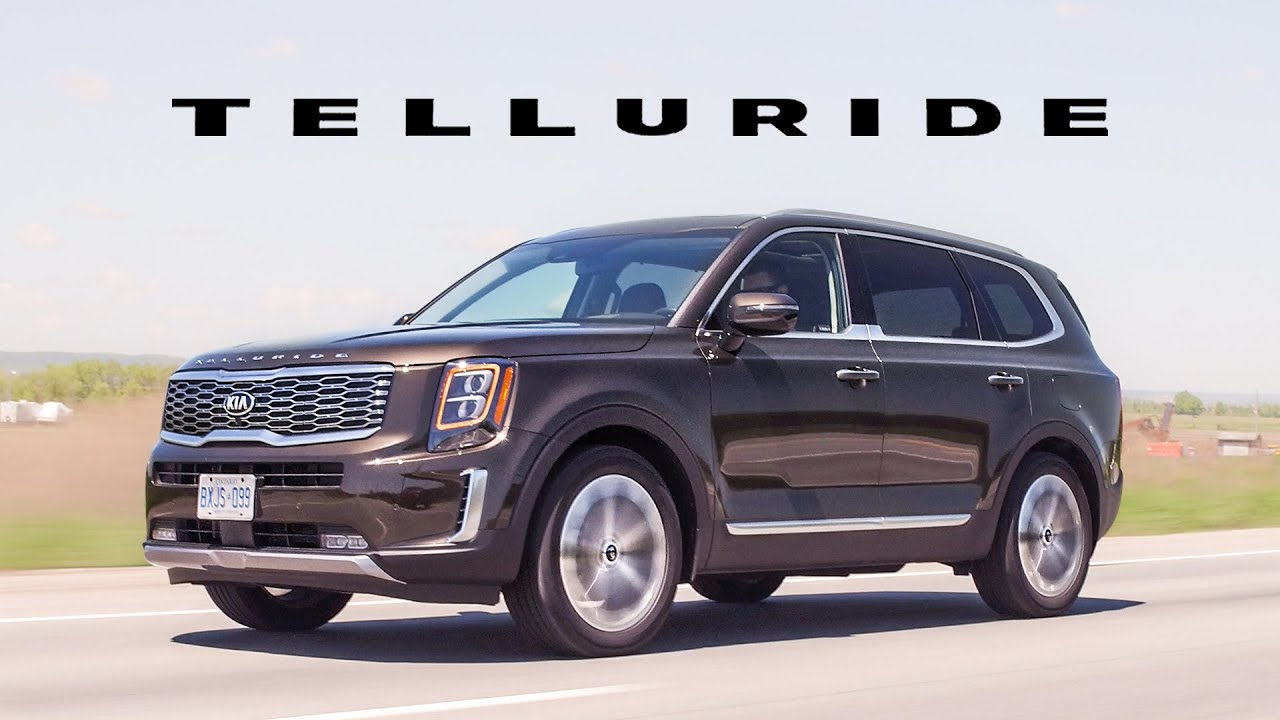 2020 kia telluride review  the best 3 row suv of the year