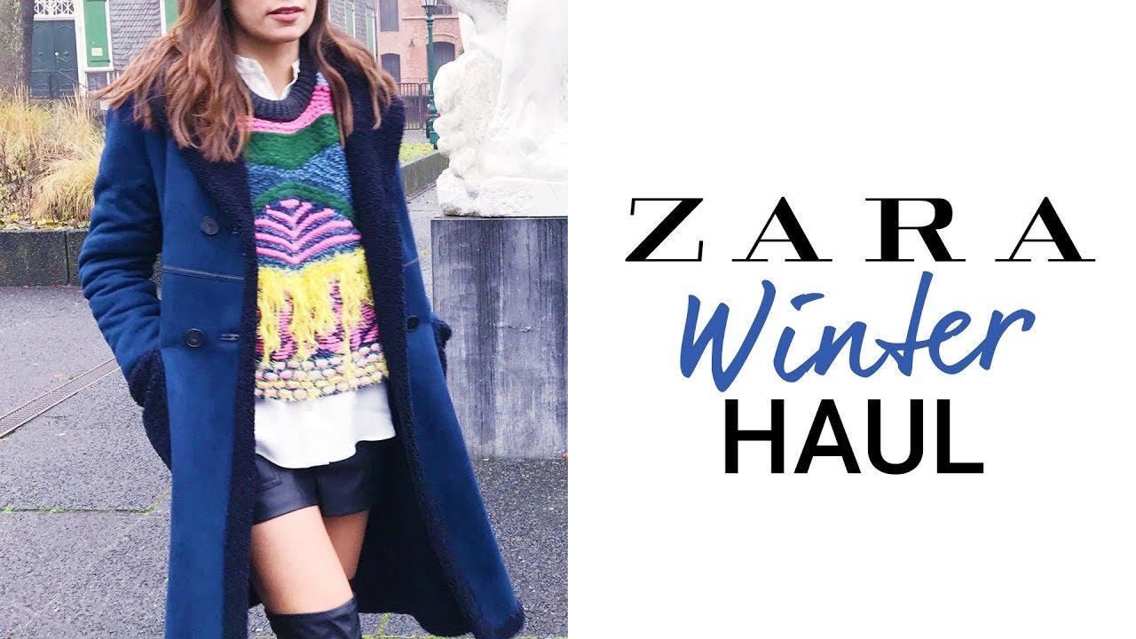 Zara Winter Lookbook #2 2018   natashagibson 2