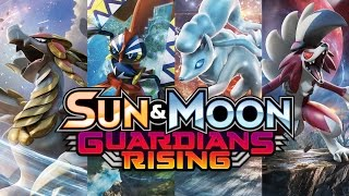 Pokémon TCG: Sun & Moon—Guardians Rising Showcase